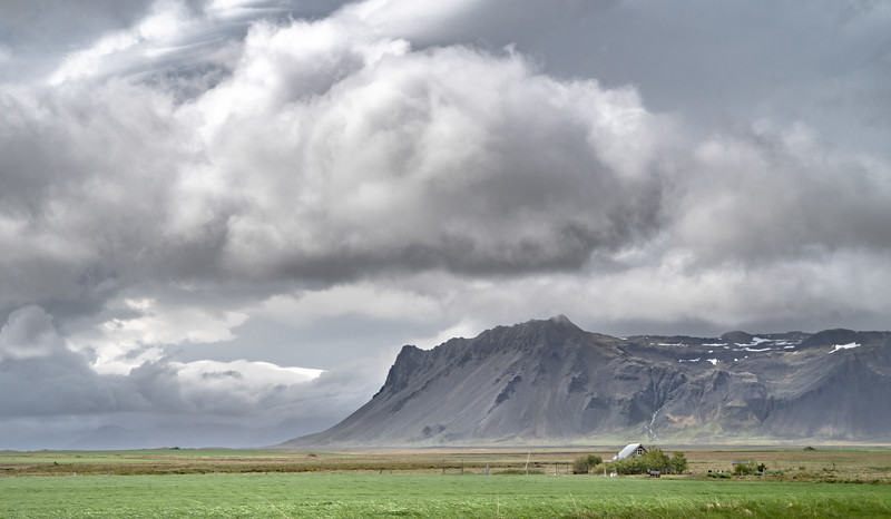 Iceland's Little House on the Prairie  Photography by Wayne Heim