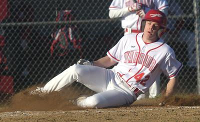 Berkshire at Edgewood baseball 3-29-21
