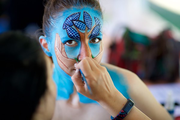Italian Body Painting Festival 2017