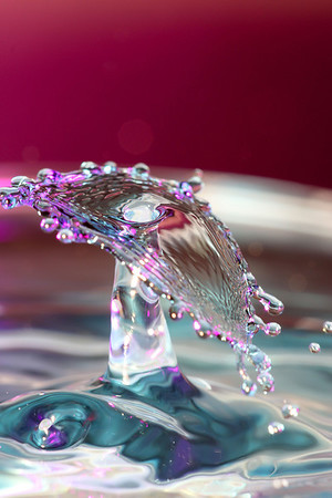 Water Drop Session 8-22-11