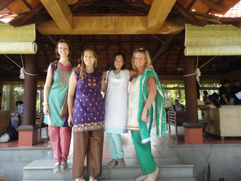 Some in Indian attire.jpg