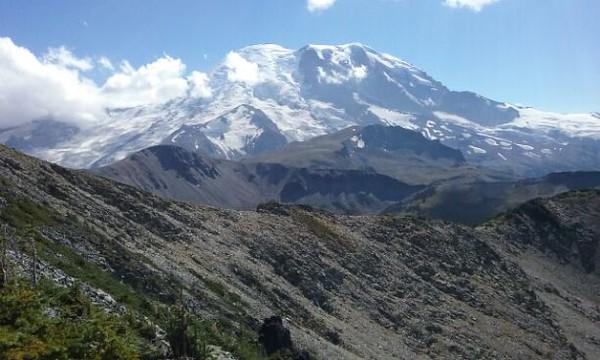 Scott S Mt Rainier