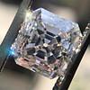 3.02ct Antique Asscher Cut Diamond, GIA G VS2 2