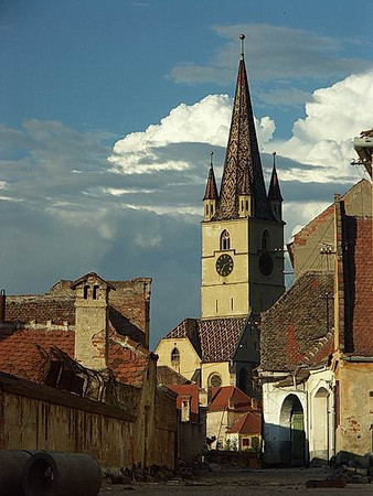 Sibiu, European Capital of Culture in 2007