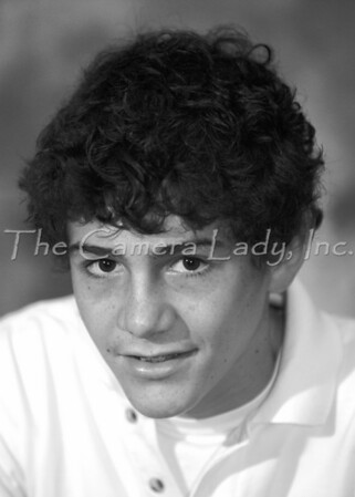CHCA 8th Grade Black & White Portraits
