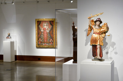 Spanish Art Exhibit Robicsek
