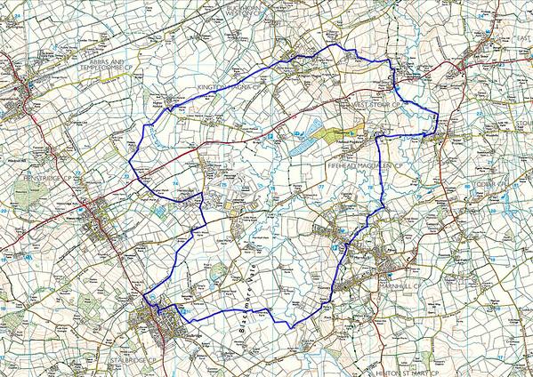 14.4 miles from Stalbridge on 1 April 2015