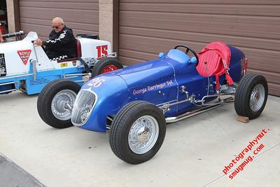 SVRA West Sportscar Vintage Racing Association Champ and Indy Cars