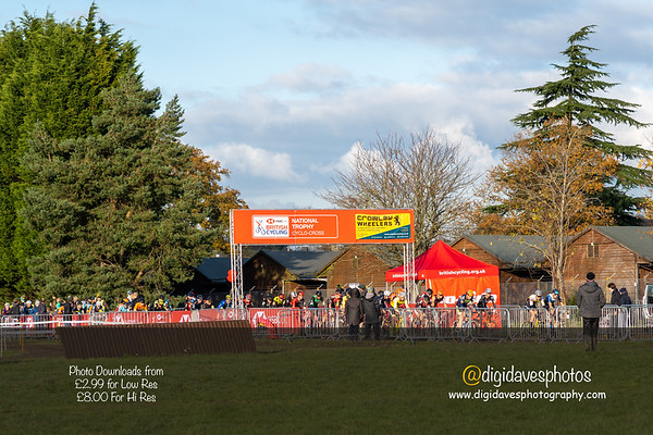National Trophy Series CX  Ardingly Show Ground