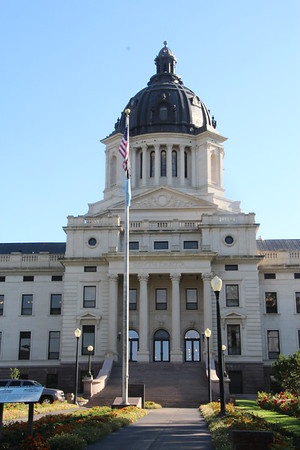 State Capitol in Pierre