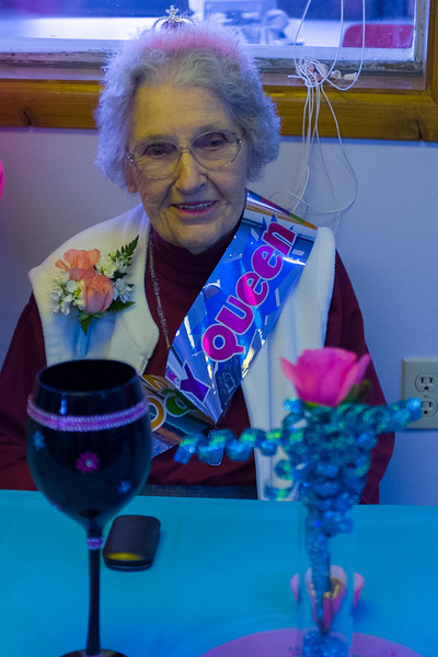 2014 Monica Ryan's 90th Birthday
