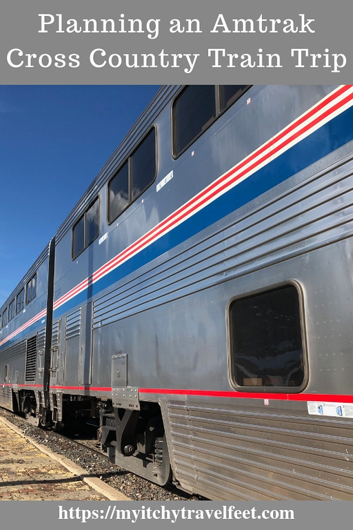 Planning an Amtrak Cross Country Train Trip