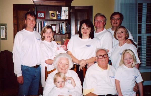 Family Reunion Columbia SC Oct 2003
