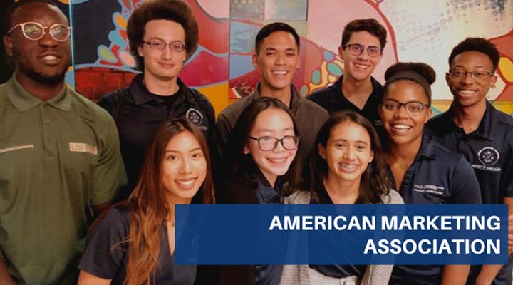 American Marketing Association USF