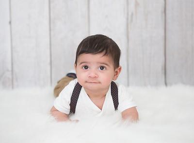 Damon 5 Months