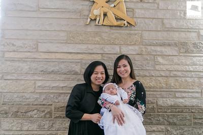AImy Baptism - St Cornelius