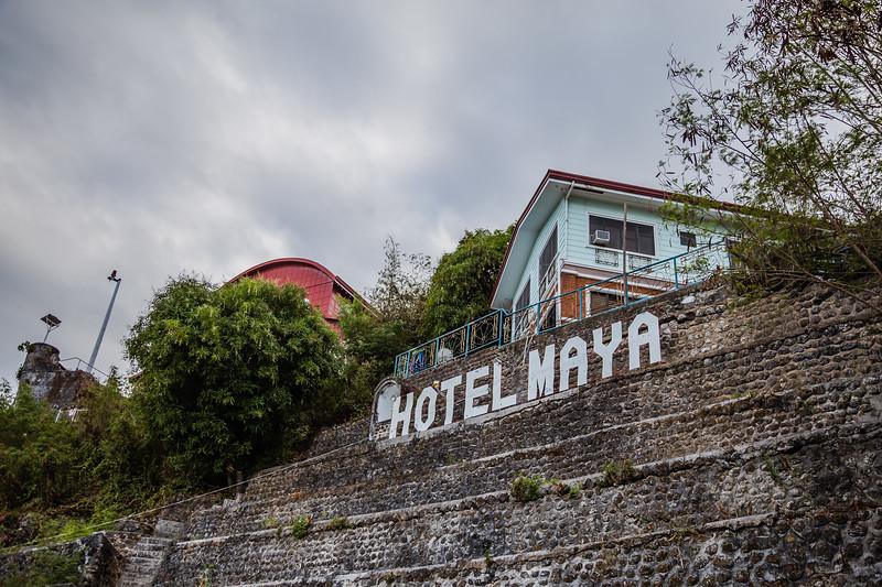 Where to stay when visiting Culion Island - Hotel Maya - Culion Island