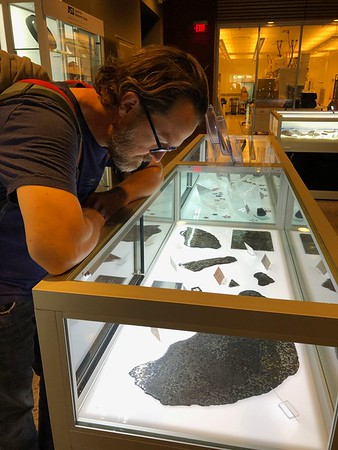 Meteorite Collection Visit