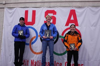 InStep Icebreaker Indoor Marathon Awards