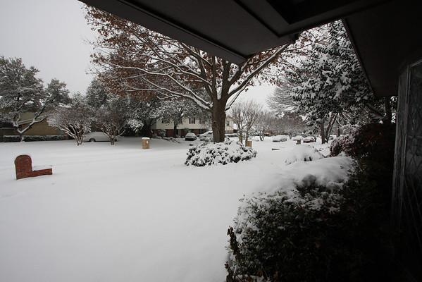 Snow Storm February '11