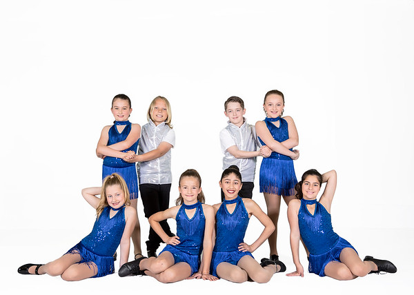 Shake Rattle and Roll- Intermediate Tap Thursday 530