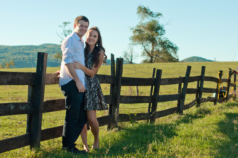 Sarah and Nate's Engagement Session