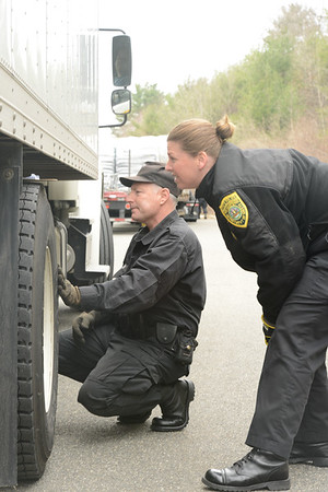 Commercial Motor Vehicle Enforcement Section