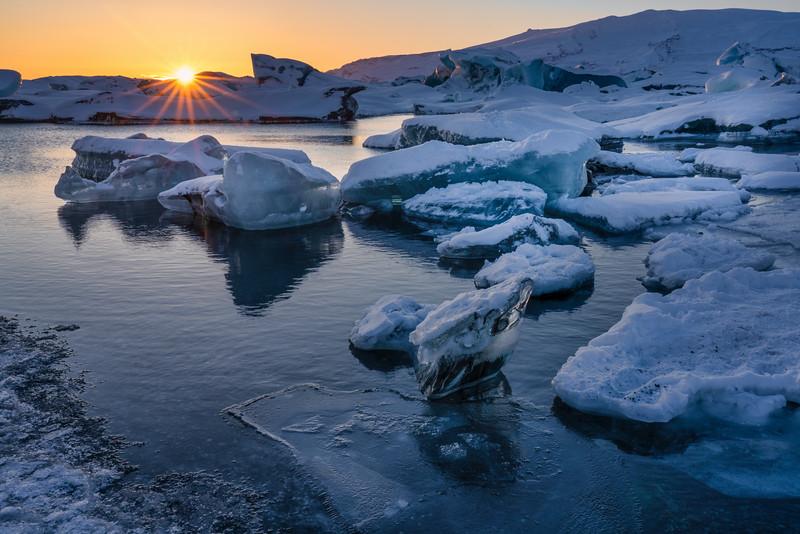 Glaceir Lagoon, Iceland