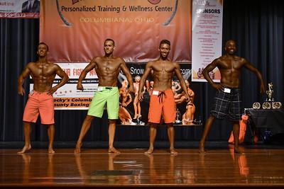 Men's Novice Physique Finals