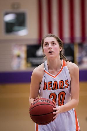2018 Girls Varsity Basketball -V- Chaska