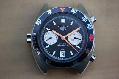 Heuer Autavia 11630P Diver
