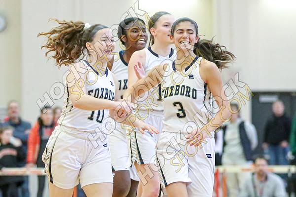 Foxboro-Hingham Girls Basketball - 03-07-20