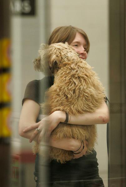 August 6, 2008 - Dog Rescue - Bathurst Subway