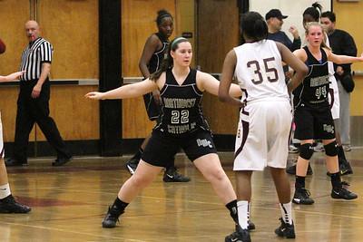 Northwest Catholic Basketball 2011-2012