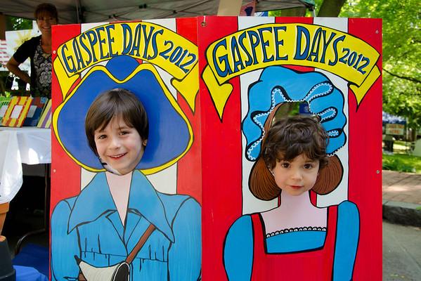 Gaspee Days 2012