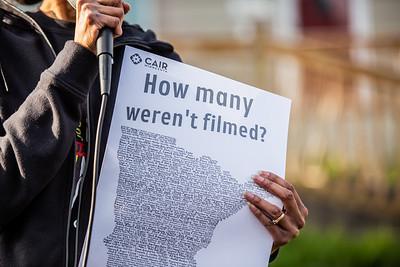 Demand Murder Charges, Stillwater, MN April 17