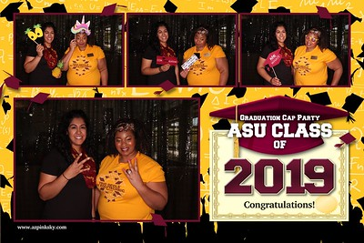 ASU Grad Cap