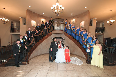 The Wedding of Beatriz & Nicholas