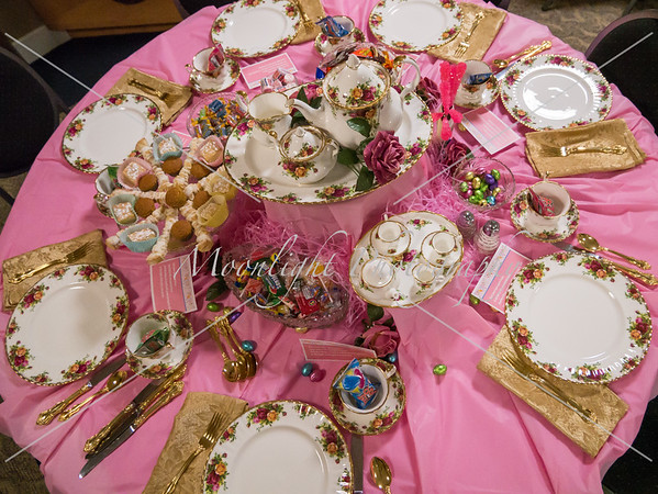 Tea Tables