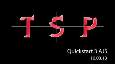 Quickstart 3 (Movie) AJS 10.03.2013
