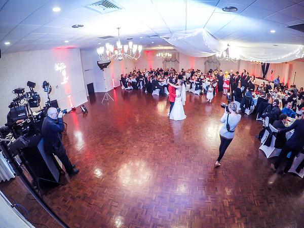 Maryellen & Jared Wedding Timelapse Videos