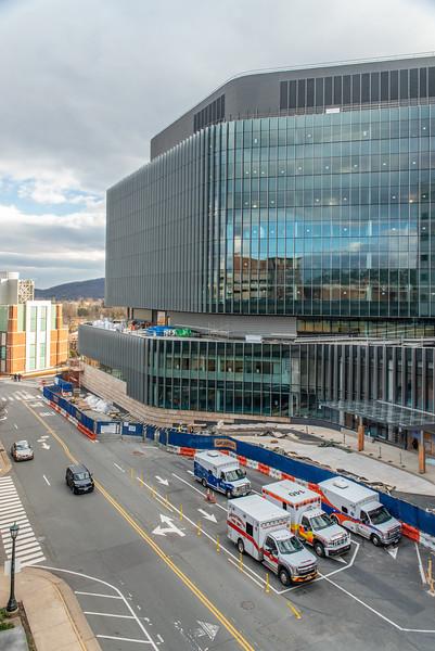 UVA Hospital Exansion - Construction