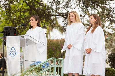 Baccalaureate Mass (Class of 2018) M. Jacobs