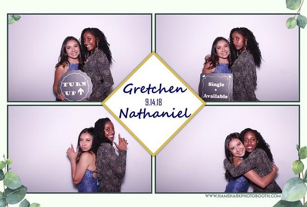 Gretchen and Nathaniel Wedding
