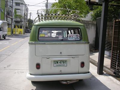 Thailand 1st Split Bus Show 2009