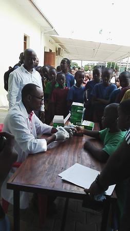 JMK Youth Park Malaria Day