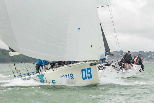Fast 40+ RORC Championships