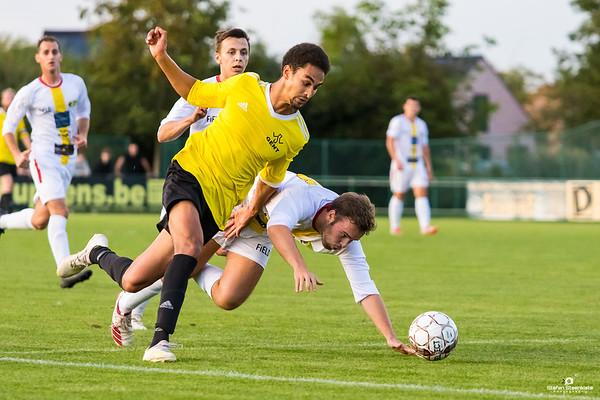 14/09/2019: Eerste Elftal KVV Laarne-Kalken - VSV Gent A
