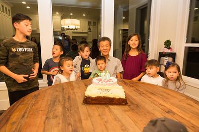 Uncle Geoffrey's Birthday