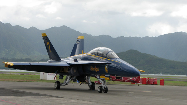 Blue Angels Kaneohe Hi Sept 30 2012